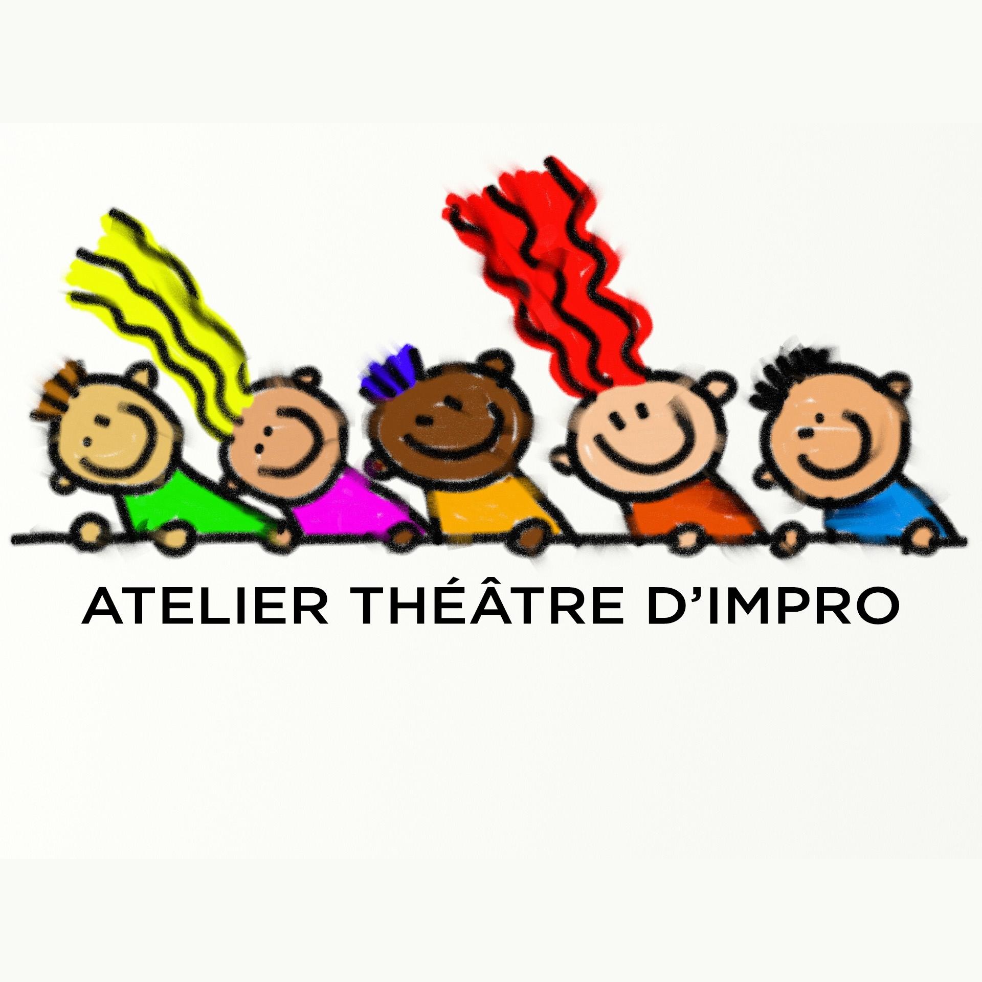 atelier enfants theatre impro toulouse
