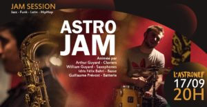 astrojam toulouse