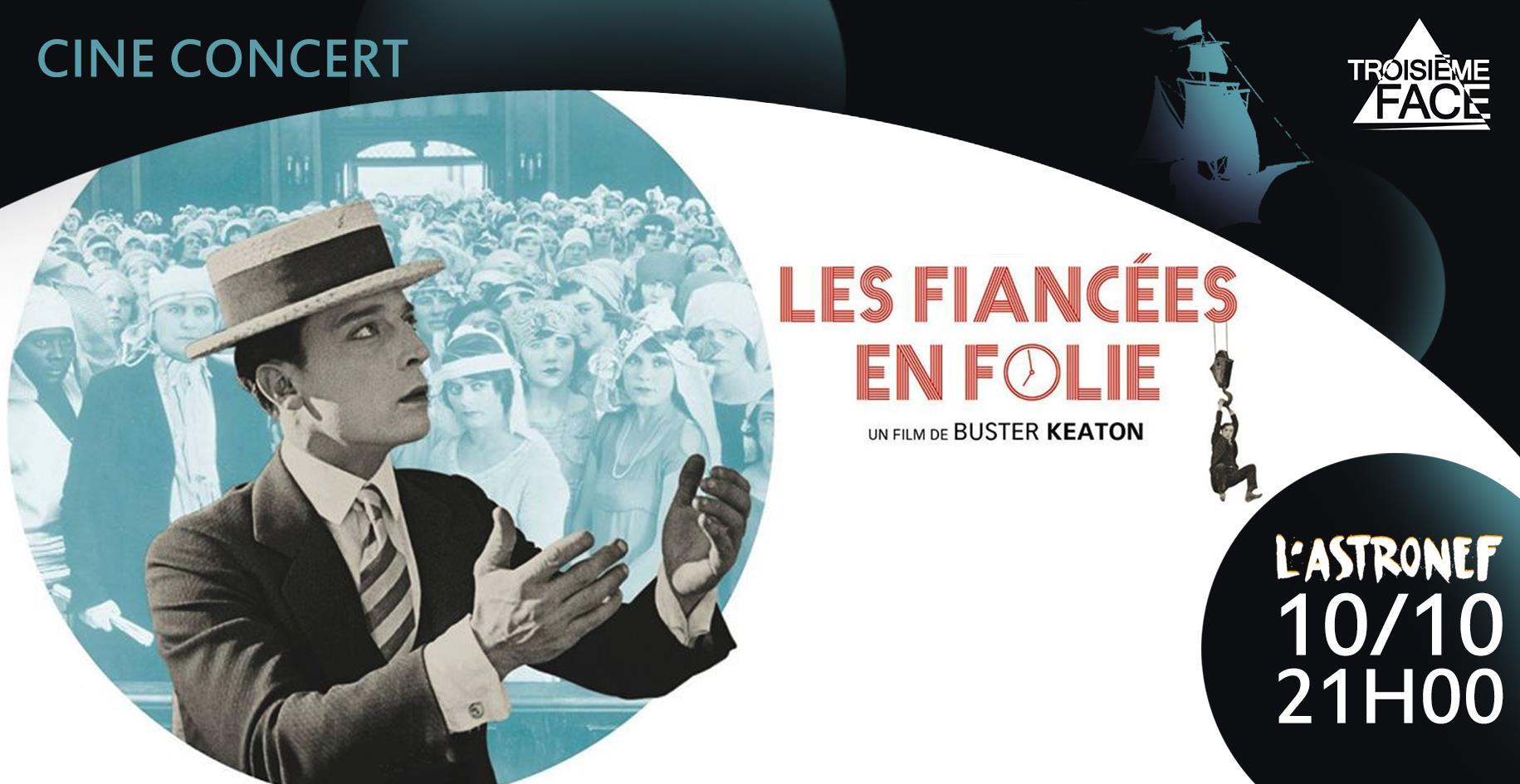 cine concert octobre Toulouse
