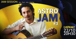 jam session Toulouse octobre