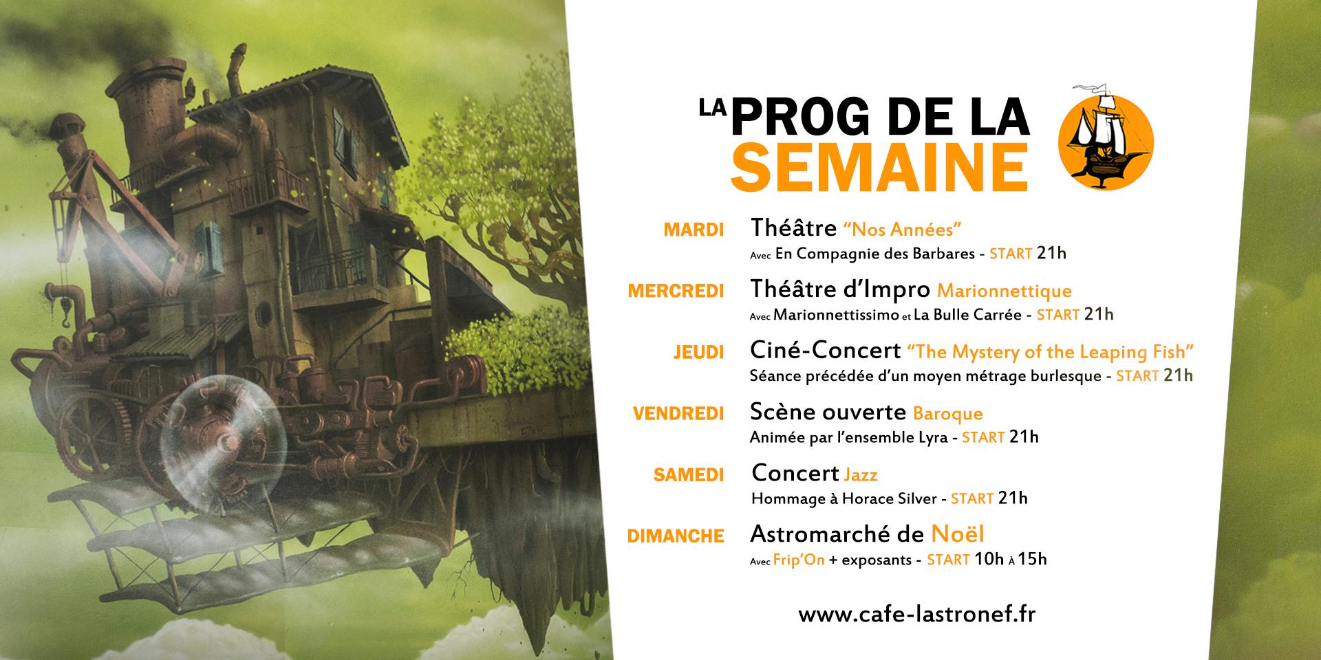 programme Toulouse decembre